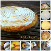 Lemon meringue pie con un toque suizo