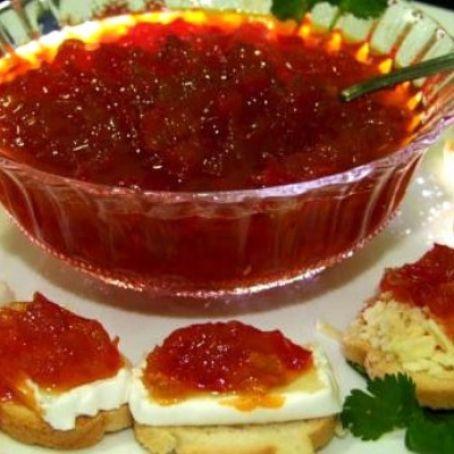 Mermelada de pimiento rojo 4 1 5 - Mermelada de pimientos rojos ...