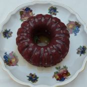 Bundt cake de red velvet en Thermomix