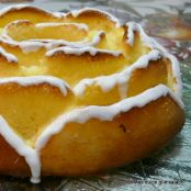 Bundt Cake de Coco, Limón y Queso Quark. Coconut and Lemon Quark Chesse Bundt Cake
