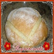 Pan cateto con Thermomix