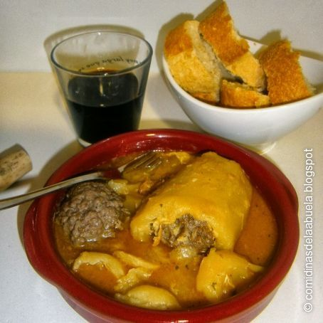 Patatas Rellenas De Carne 4 6 5