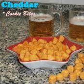 Mini Galletas de Cheddar