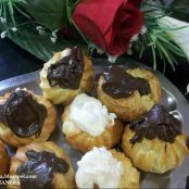 Profiteroles con thermomix