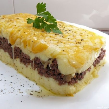 Cocinar Lasaña De Carne Picada | Pure De Patatas Con Carne Picada Paso A Paso 4 3 5