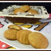 Galletas estilo campurrianas