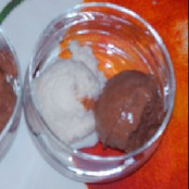 Helado Italiano de chocolate blanco y nut&crisp