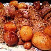 10 recetas r pidas y frescas para cuando hace mucho calor Solomillo iberico al horno