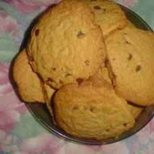 Cookies de chocolate sencillas