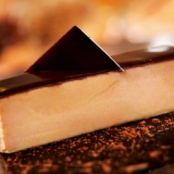 Terrina de foie con chocolate