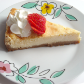 Tarta de queso o New York Cheescake