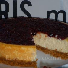 New york Cheesse Cake (El secreto de cocinar)