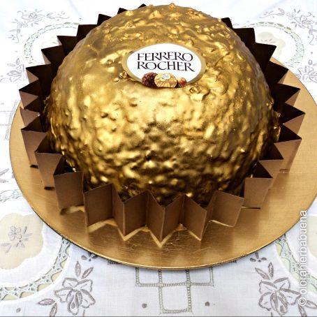Tarta Ferrero Para Cumpleanos 385 - Tartas-de-cumpleaos-sencillas-y-originales