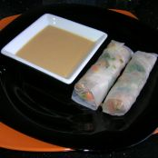 Poh Pia Sod (Rollitos tailandeses)