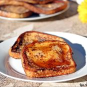 Tostadas francesas (French toast)