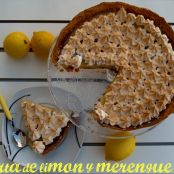 Tarta de Limon y Merengue (Lemon Pie)
