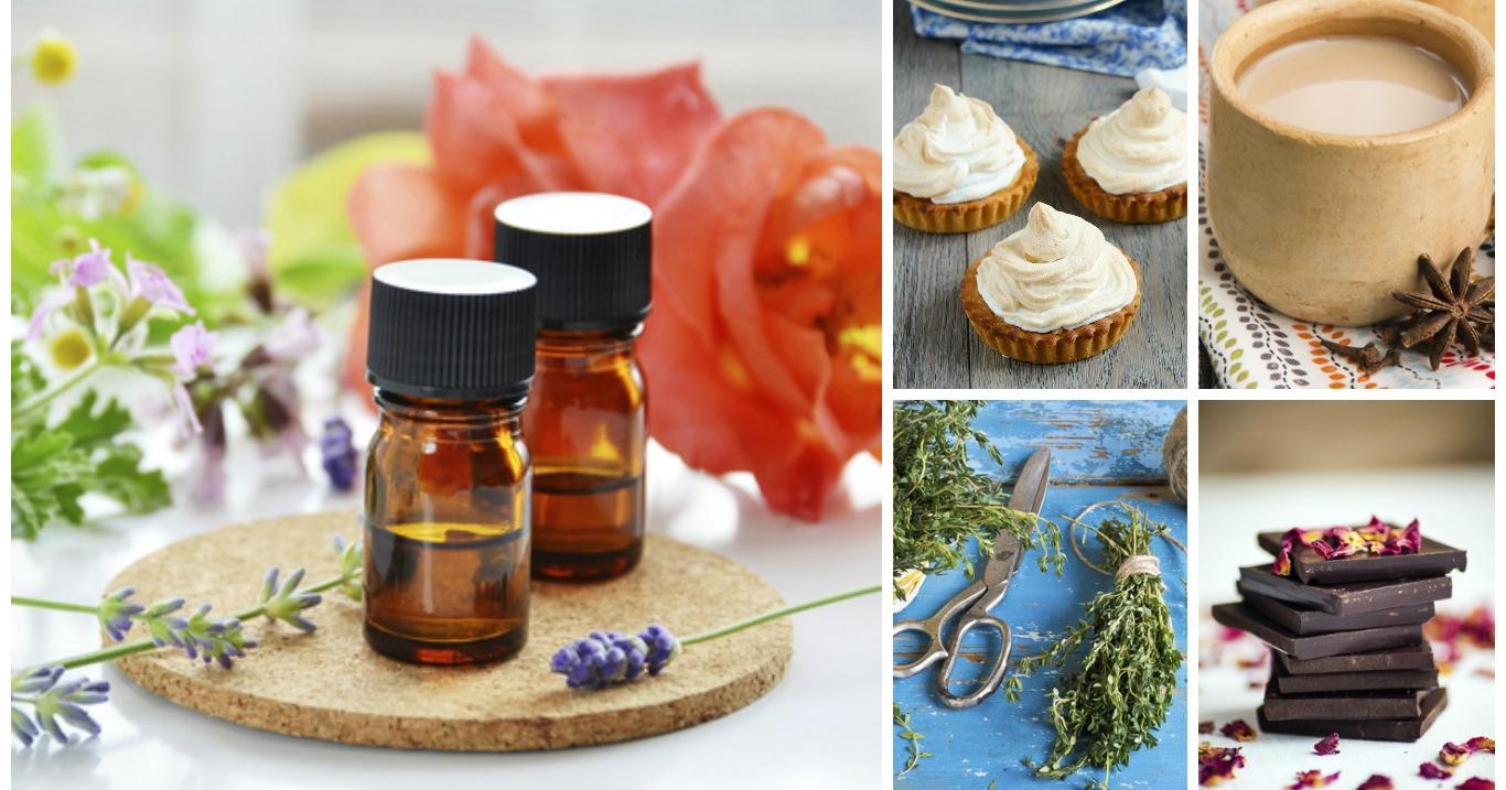 Todas las claves para cocinar con aceites esenciales for Mejor aceite para cocinar