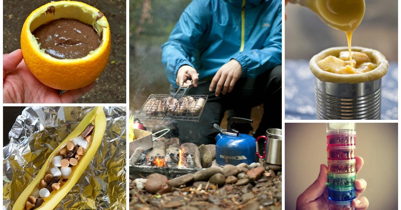 10 trucos de comida para camping que desear s haber sabido for Trucos de cocina curiosos