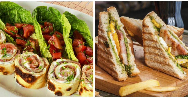 10 recetas para tu lunch box listas en 10 minutos - Menus para llevar al trabajo ...