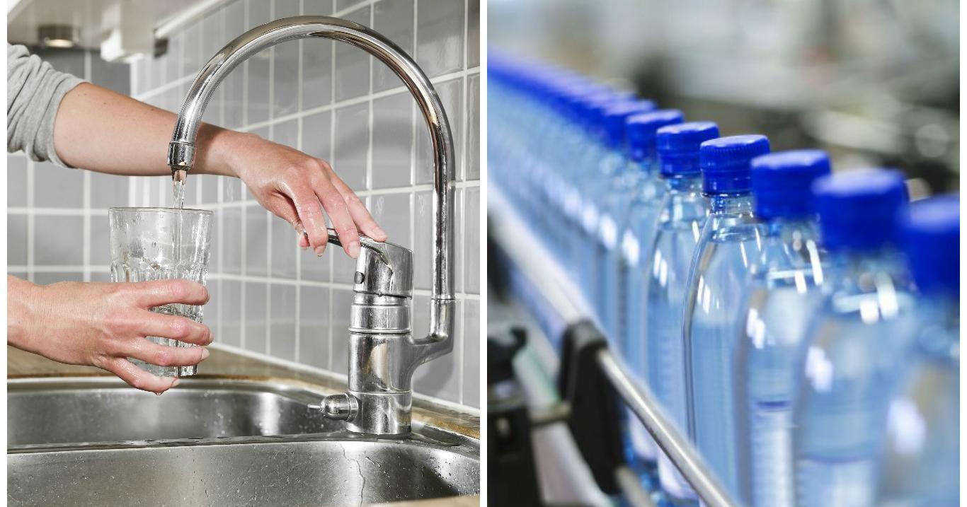 Agua del grifo o embotellada qu agua beber y por qu - Agua del grifo o embotellada ...