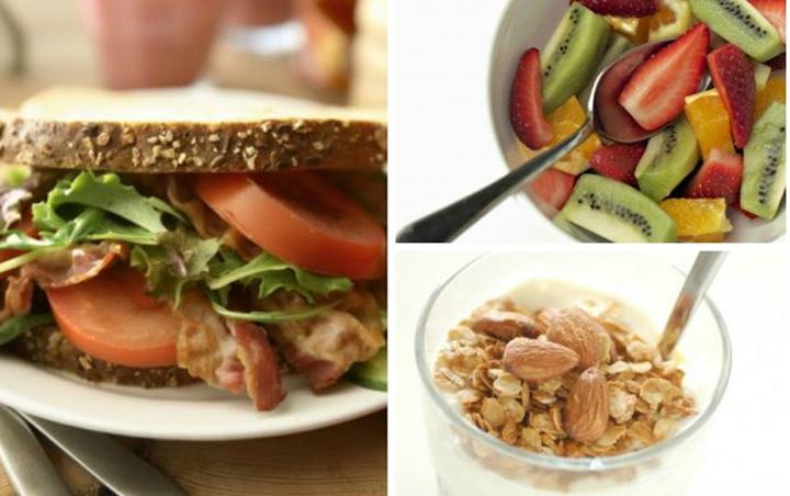 10 desayunos que te puedes llevar al trabajo - Menus para llevar al trabajo ...