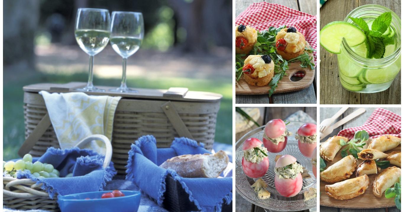 Los mejores platos para llevar a un picnic de la ensalada - Platos para picnic ...