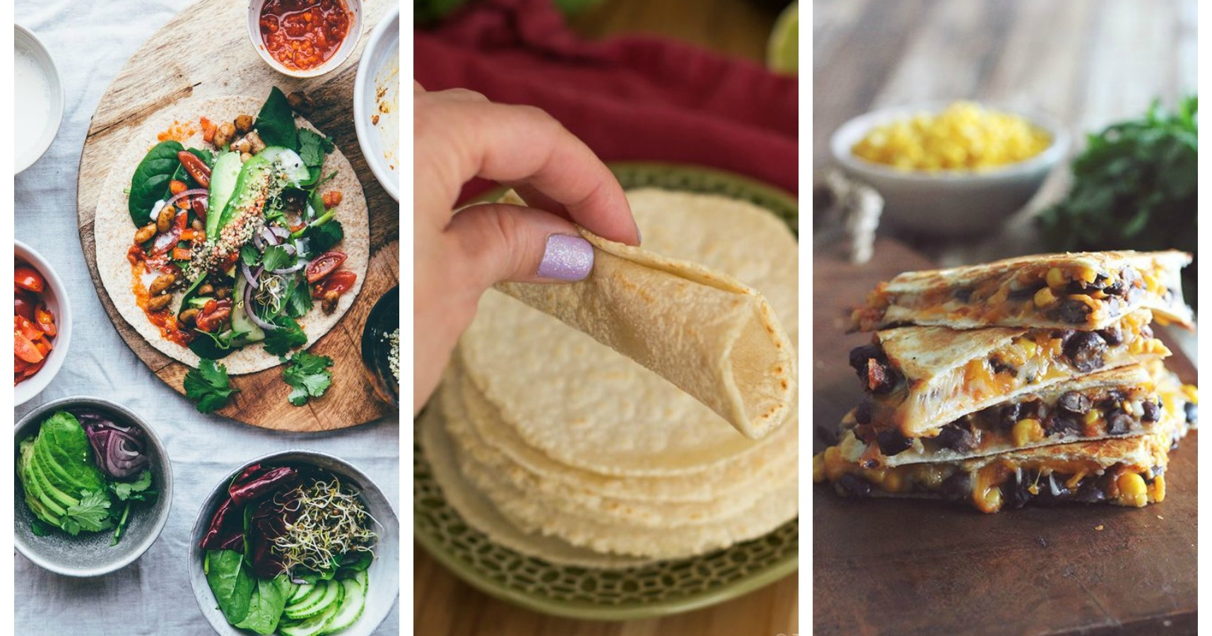 10 ideas para preparar con tortillas de ma z for Ideas para una cena de picoteo