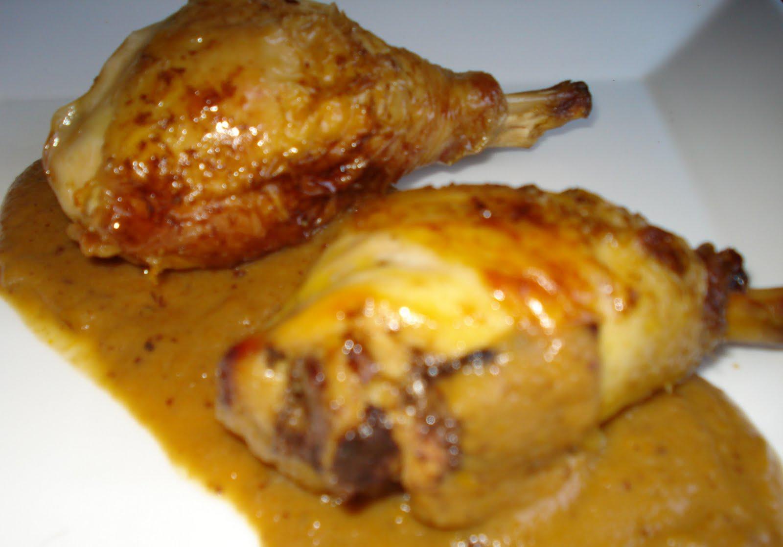 Las Mejores Recetas De Pollo Al Conac - Recetas-de-cocina-con-pollo