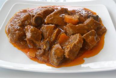salsas carne