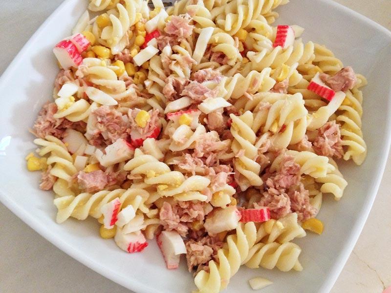 Ensalada De Pasta 395