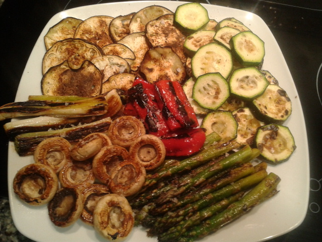 Parrillada de verduras 3 6 5 for Parrillada verduras