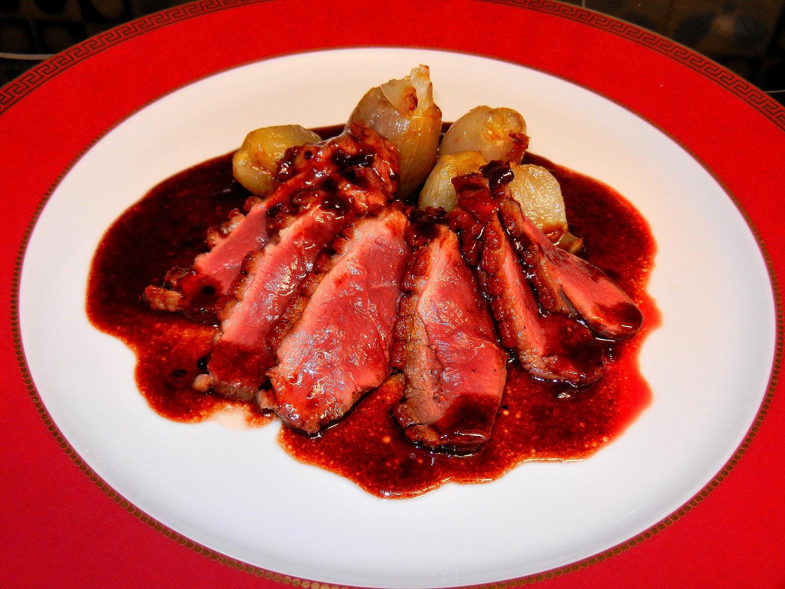 Las Mejores Recetas De Salsa De Frutos Rojos ~ Solomillo Wellington Masterchef Receta
