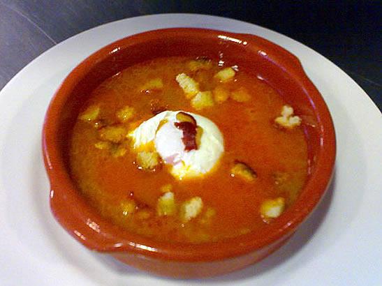 Sopa de ajo sencilla - Sopa castellana casera ...